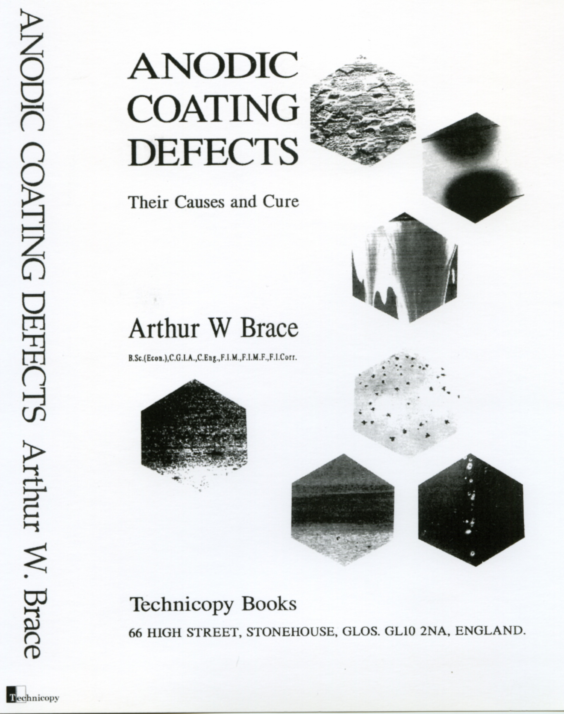 Anodic Coating Defects