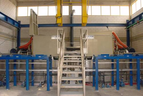 Technologies for Extrusion Dies Cleaning