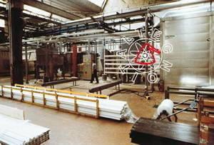 Horizontal Coating Plants