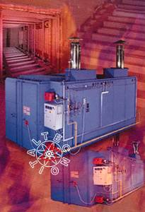 Controlled Pyrolysis Furnace